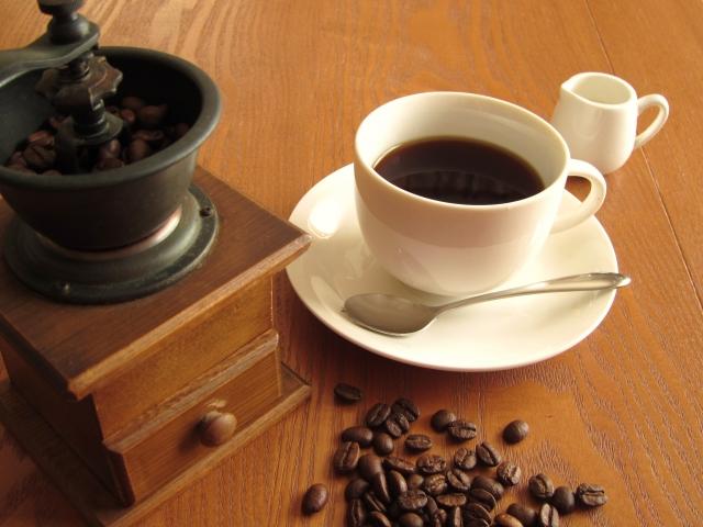 リステリン使用後のコーヒー