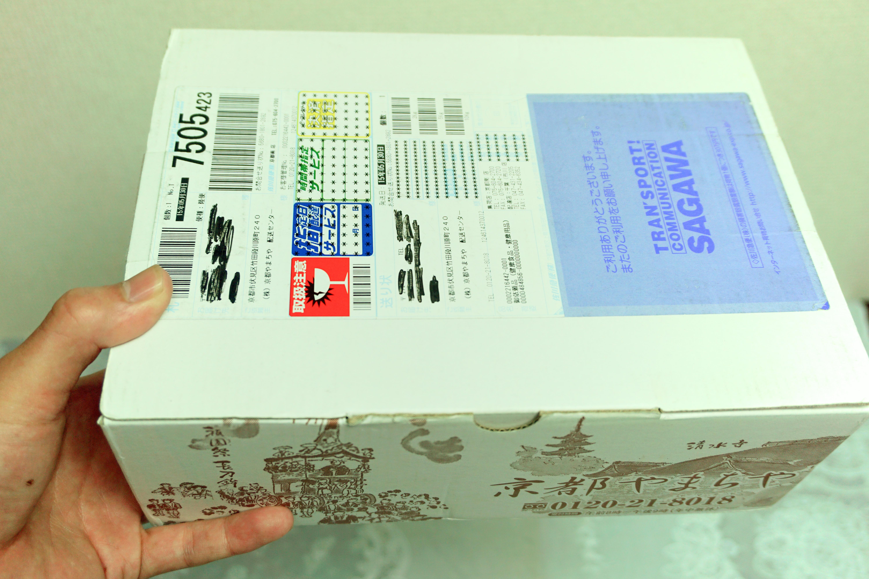 コロコロ歯ブラシの箱