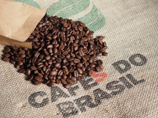 デオアタックの原料の一つのコーヒー